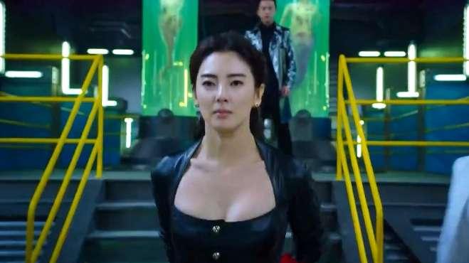 美人鱼:张雨绮太美了,一个比女主还霸气的女二,这段我看了10遍