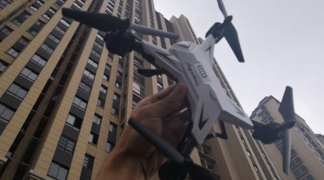 无人机从32楼天台坠落会怎样?最后的结果有意外也有惊喜