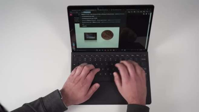 Surface Pro X评论-复杂但精彩